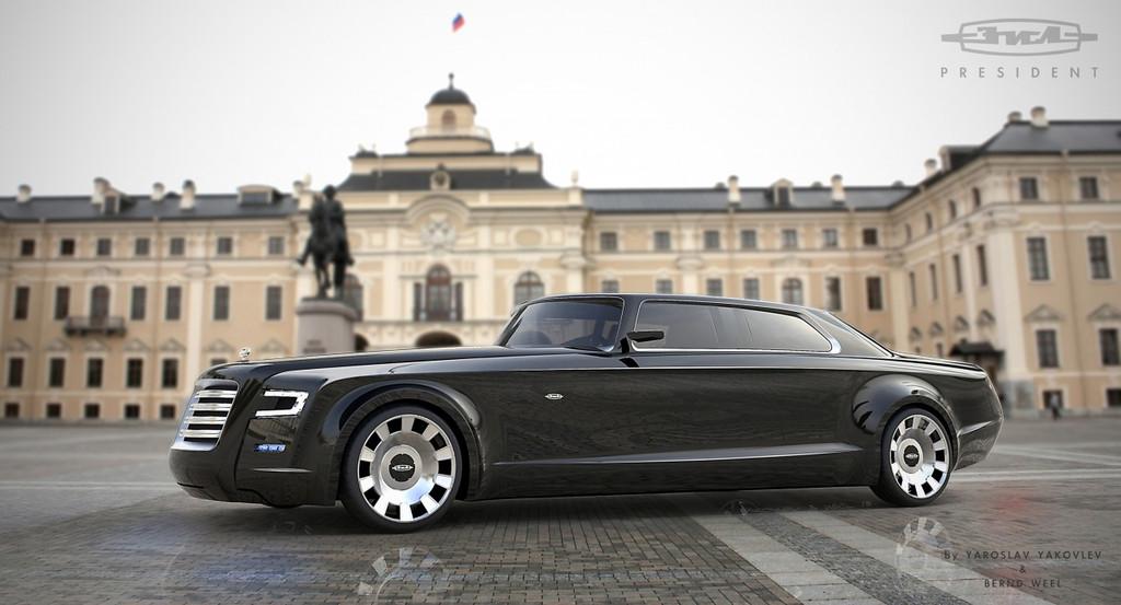 """Soviet-Limos"" et ""Poutine-mobile"" Projet-voiture-pr-sident-russie-vladimir-poutine-2013-09-10954926miysr"