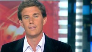 TF1/LCI : Romain Hussenot présentateur de LCI