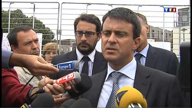 Violence à Marseille : la réponse de Valls à Gaudin