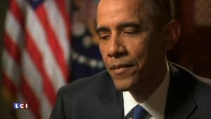 """Barack Obama se dit """"frustré"""" quant au manque de contrôle des armes aux Etats-Unis"""