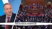 """Chômage : les mesures d'Hollande """"n'ont pas inversé la courbe"""" selon le député PS Laurent Baumel"""