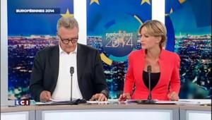 """Européennes : """"Presque un référendum sur Matteo Renzi"""" en Italie"""
