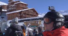 Le 20 heures du 1 mars 2015 : Nouvelle tendance au ski : la glisse connectée - 2148.872