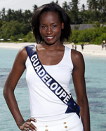 Miss Guadeloupe 2010 - Jenny Vulgaire - Election candidate Miss France 2011- © SIPA - Interdit à toute reproduction, téléchargement ou stockage