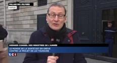 Tensions sociales au menu du dernier Conseil des ministres de l'année