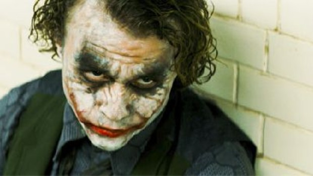 The Dark Knight. Un film de Christopher Nolan avec Christian Bale et Heath Ledger.