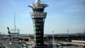 Tour de contrôle de l'aéroport d'Orly