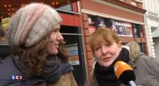 Un mur anti-pipi à Hambourg