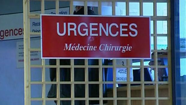 urgences hôpital clinique blessé