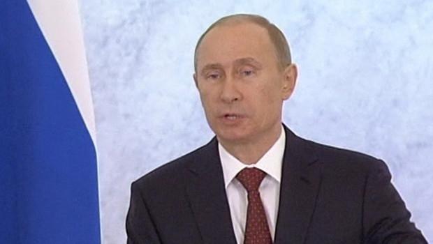 Vladiùmir Poutine - 12/12/2012