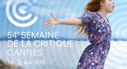 Affiche de la Semaine de la Critique 2015