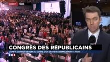 """Congrès des Républicains : Sarkozy a répété le mot """"République"""" plus de cent fois dans son discours"""