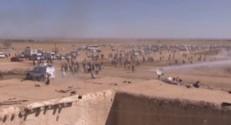 Incidents à la frontière turco-syrienne lors du passage de réfugiés syriens, 21/9/14