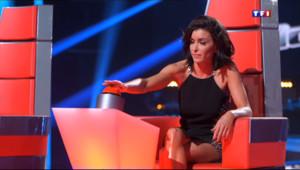 Le 20 heures du 11 janvier 2014 : The Voice 3 : dans les coulisses des auditions �'aveugle - 1846.695