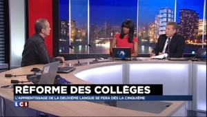 """Réforme des collèges : les mesures du gouvernement """"pas à la hauteur des enjeux"""""""
