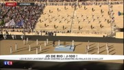 """Rio 2016, J-100 : Sandrine Gruda : """"Participer au tournoi, c'est magique"""""""