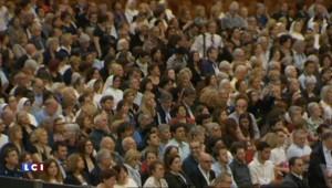 Au Vatican, un concert géant pour soutenir les oeuvres du pape François