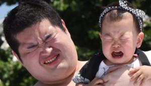 bebe sumo