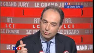 """Copé pointe """"la faille"""" d'un DSK candidat"""