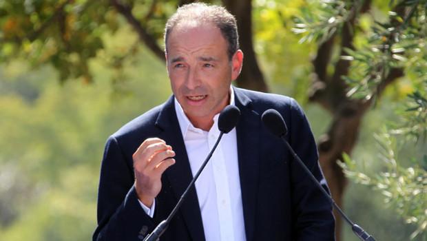 Jean-François Copé, le 25 août 2012