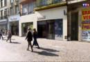 """Le 13 heures du 8 avril 2015 : Suppression d'emplois à """"La Halle"""" : dans le Nord, 26 magasins sur 46 menacés - 575.085"""