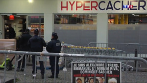 Le 20 heures du 15 mars 2015 : Deux mois après, l'Hyper Cacher rouvre ses portes - 501.1938090667725