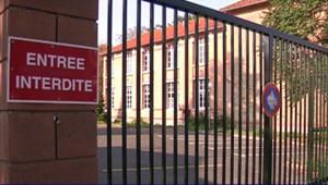Le lycée d'Arsonval à Saint-Maur, dans le Val-de-Marne