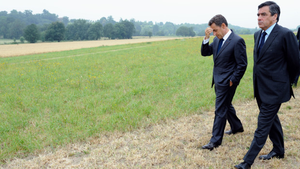 Nicolas Sarkozy François Fillon