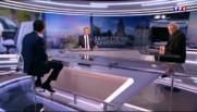 """Prêtre égorgé : """"Faire bloc et rester unis"""", le message de Valls sur TF1"""