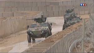 Afghanistan: quatre militaires français tués