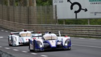 Audi Toyota Mans 2012 Tests