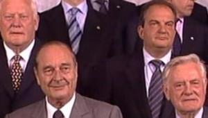 chirac bruxelles juin 2005