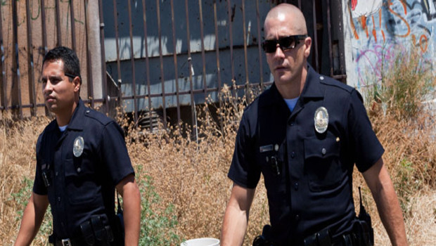 End of Watch de David Ayer - Jake Gyllenhaal et Michael Peña