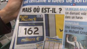EuroMillions : un vainqueur très discret