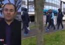 France/Danemark : les Bleus sont arrivés à Saint-Etienne