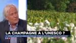 """La Champagne au patrimoine mondial de l'Unesco ? """"On a des grandes chances"""""""