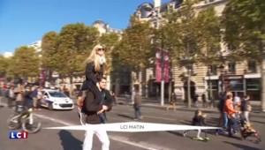Les Champs-Elysées piétons un dimanche par mois : la mesure réjouit déjà les Parisiens