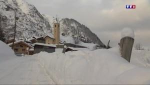 Les villages en montagne (1/5) : le hameau paisible de La Gurraz