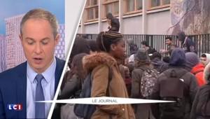 Lycéen frappé par des policiers : des pierres jetées sur le commissariat du 19e arrondissement