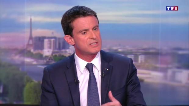 """Manuel Valls : """"Ils s'attaquent aux symboles"""""""