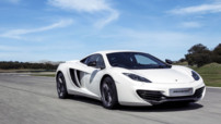 McLaren MP4-12C 2012