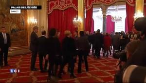 Voici la photo de rentrée du gouvernement Valls II !