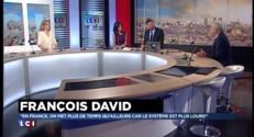 """"""" Et pendant ce temps, les patrons se marrent """" François David"""