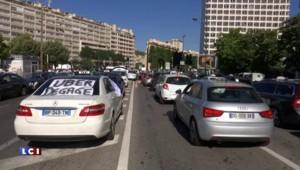 Grève des taxis : Paris, Marseille, Nice... le mouvement s'étend à toute la France