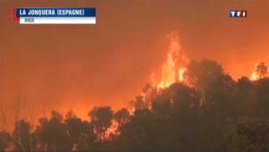 Incendie en Espagne : une catastrophe de grande ampleur