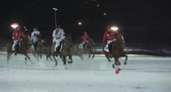 Le 13 heures du 24 janvier 2015 : Le polo se pratique aussi sur neige - 1248.436