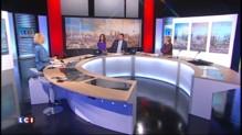 Le soleil se lève sur Paris : les images prises du haut de la tour TF1