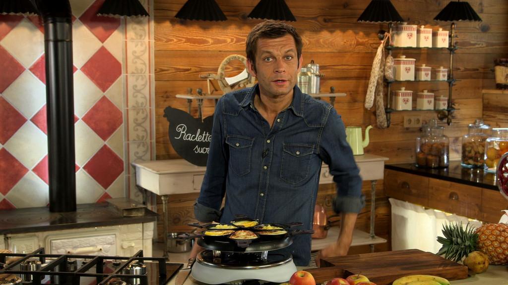 La raclette sucr e petits plats en equilibre mytf1 - Mytf1 petit plat en equilibre ...