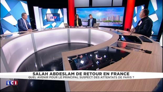 """Salah Abdeslam à Paris : """"Une pression supplémentaire"""" sur le personnel pénitentiaire"""