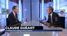 """Woerth relaxé dans le dossier Bettencourt : Guéant se """"réjouit"""" du verdict"""